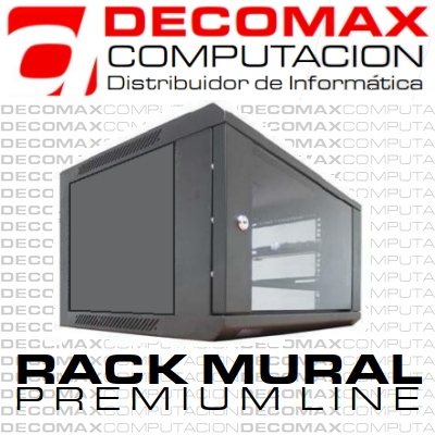 RACK MURAL PREMIUM AR-6415 15U PROF450MM 19PLG BOX