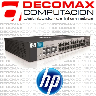 SWITCH HP 1420-24G JH017A 24P GIGABIT 2-SFP J9561A