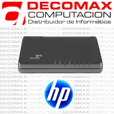 SWITCH HP V1405-8 J9793A 8PORT 10/100 3COM 3CFSU08
