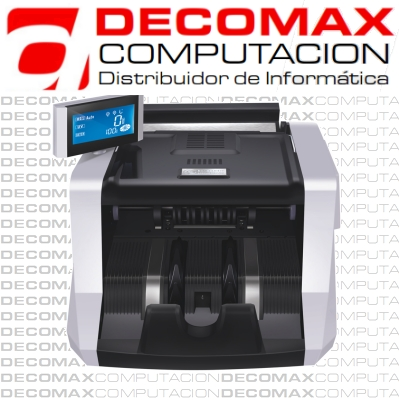 CONTADORA DE BILLETES DYNAPOS BC1020M UV MG DETECT