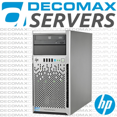 SERVER HP ML310G8 XEON E3-1240 V3 8GB 2TB