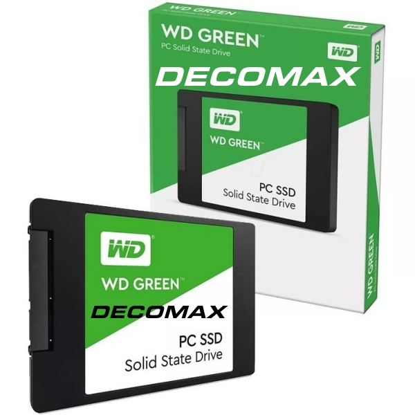 DISCO SSD WD GREEN 240GB SATAIII 6GBS 2.5P BOX