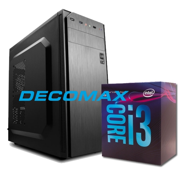 PC DECOMAX INTEL CORE I3-7100 4GB DDR4 HD SSD 120G