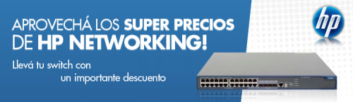 Switch HP Networking - HPE HP Enterprise
